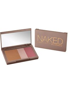 Our Top 10 Bronzers: Urban Decay Naked Flushed Palette