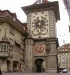 Bern Clock Tower - Bern, Switzerland 1994