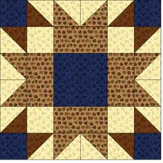 Quilt Blocks of the States - Wyoming - Quilting