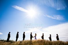 One of my all time favourite wedding party portraits  Photo by www.RedivivusPhotography.com