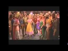 Unsinkable Molly Brown, Belly Up to the Bar Boys, musicals, 1960s, 60s, 1964, film, Debbie Reynolds