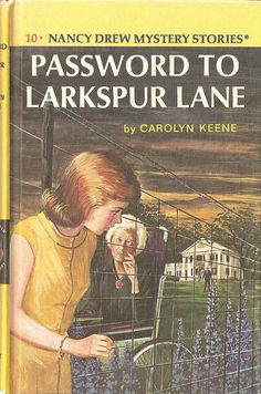 All of the Nancy Drew books were the best