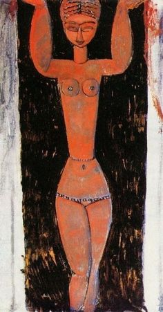 ...Amedeo Modigliani