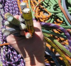 Climbing rope ratings - Outdoor Gear Lab