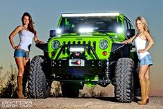 JEEP........and girls