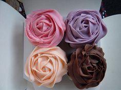 mmmm a box of cupcakes