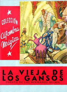 La Vieja de los gansos/ Cuento de los hermanos Grimm (1959)