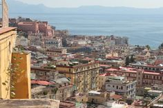 Vacation rental Apartment with sea view in Napoli, #Italy