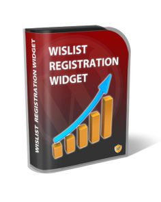 Wishlist Registration Widget