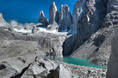Las Torres, Patagonia by Pdro Dias