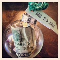 Creative Wedding Gift For Brother : Creative ways to give money on Pinterest Money, Cash Gifts and Gift ...