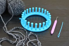 Boot Cuff DIY: How To Knit Your Own Cuffs With a Loom