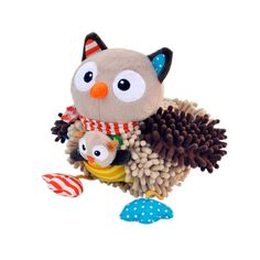 "Lil' Prayer Buddy Owl,  $21.99. Little ones will love the newest addition to the Lil' Prayer Buddy line, Prayer Buddy Owl. With a press of the wing, a child's voice recites ""Jesus Loves Me."""