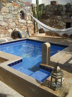 Small pool.. Love this