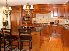 Traditional Kitchens from Helen Richardson on HGTV
