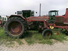 Massey Ferguson 90 tractor salvaged for used parts. Millions of new, rebuilt and used parts in our 7 huge salvage yards. For parts call 877-530-4430 or http://www.TractorPartsASAP.com