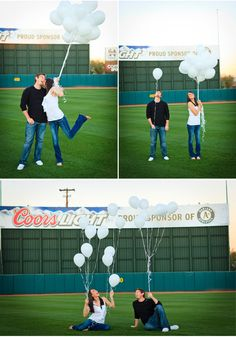 would loooove to have engagement pics at the great american ballpark!!!!!