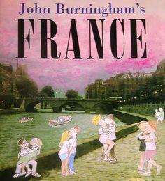 JOHN BURNINGHAM'S   FRANCE