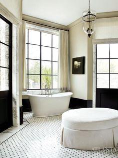 Serene Sanctuary #gorgeous #bathroom