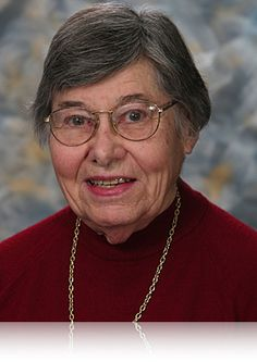 Dr. Elizabeth Roemer, University of Arizona Professor Emerita