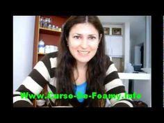 Curso: Como Trabajar Con Foamy, Goma Eva, Foami + Patrones Y Moldes Paso A Paso
