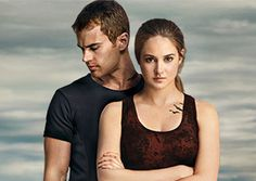 Shailene Woodley & Theo James Cover 'Entertainment Weekly' for 'Divergent'