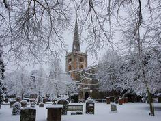 K Williams Stratford Upon Avon ... Stratford Upon Avon, Parish Church, Williams Shakespeare, Holy Trinity