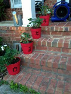 porch pot, hous number, porch sittin, house numbers, front porches