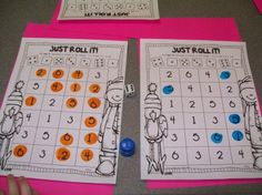 Dot Markers for dice games!