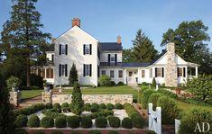 Elizabeth Locke's farmhouse