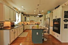 Great shot of my kitchen!