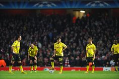 Arsenal v Borussia Dortmund, via Flickr.