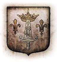 Joan of Arc's coat of arms