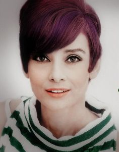 Audrey.  So lovely.