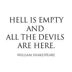 William Shakespear.