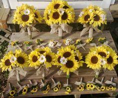 daisi bouquet, rustic wedding sunflowers, sunflowers and daisies wedding, sunflower and daisy wedding, sunflow bouquet, sunflower and daisy bouquet
