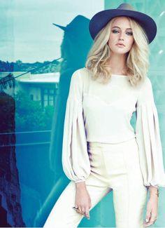 white fashion, sarah klassen, fashion forev, fashion editori, inspir pose