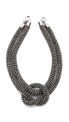 Shay Accessories Knot Necklace