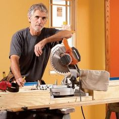 Learn better ways to cut and install casing, baseboard and crown molding, tricks for hanging doors and avoiding bad transitions, and other secrets of the trim carpentry profession.