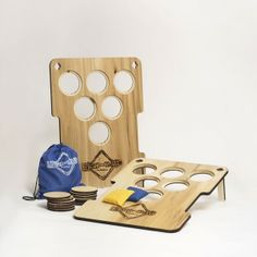 Beer Pong meets cornhole in America's hottest new yard game Bru-Bag.  Check brubag.com out for official rules and more info!