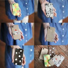 easy DIY to make you iphone speacial .