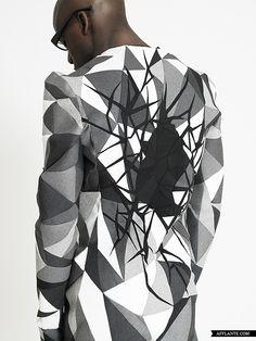 Menswear Fashion Collection // Ichiro Suzuki | Afflante.com