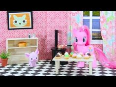 How to Make Doll Cupcakes - YouTube