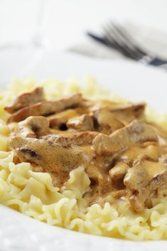 A delectable mild yet flavorful #stroganoff, made with tasty fresh #rabbit. Everyone will enjoy this. I have even tempted #vegetarians with this and they loved it. This will serve 6 or 4 with some left overs. I enjoy it the next day more, after the flavor has permeated the #meat. A #fresh #baked #bread for dipping is suggested.  #WildGame #Recipes #LegendaryWhitetails