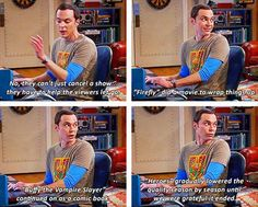 #Sheldon
