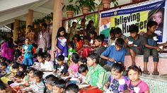 Lions in India Feed Hungry Children - http://lionsclubs.org/blog/2014/09/01/lions-in-india-feed-hungry-children/
