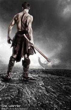 Warrior God!!!