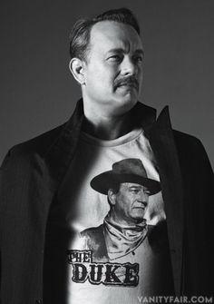 Tom Hanks by Bruce Weber