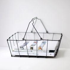 wire basket | Neest Le Journal