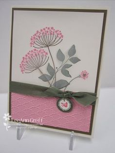 Summer Silhouettes - Stampin' Up!